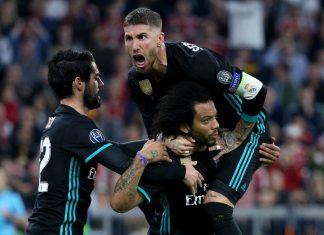 Bayern Muenchen v Real Madrid haki vierasvoiton puoliaika