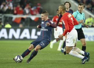PSG Monaco Puoliaika