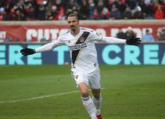 Zlatan Ibrahimovic LA Galaxy Puoliaika