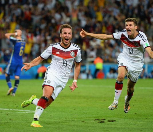 Germany v Argentina: 2014