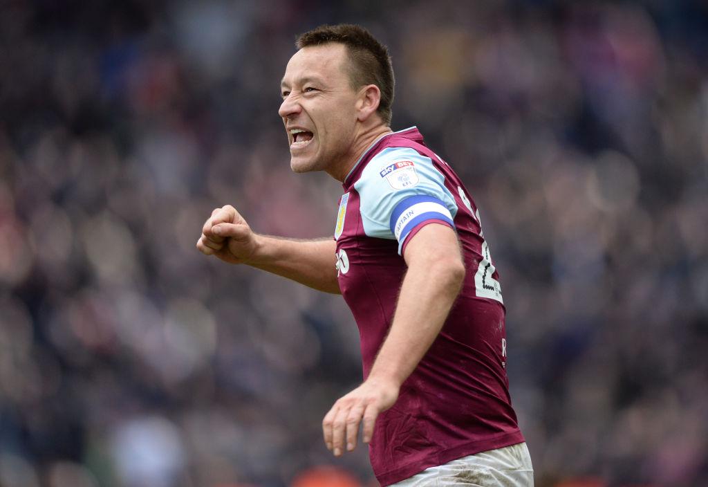 Aston Villa ja Fulhan kohtaavat nousukarsintojen finaalissa puoliaika