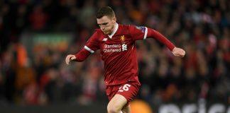 Liverpool Andrew Robertson