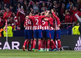 Atlético Madrid ja Marseille Eurooppa-liigan finaaliin