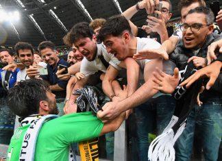Juventus v Hellas Verona gigi buffon puoliaika