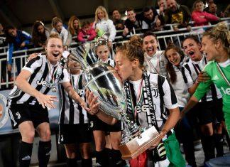 Juventus Women tuija ja sanni puoliaika