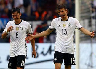 Germany f-lohkon puoliaika