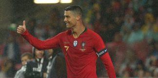 Portugal espanja perjantain