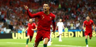 ronaldo pamautti Portugal v Spain: Group B - 2018 FIFA World Cup Russia