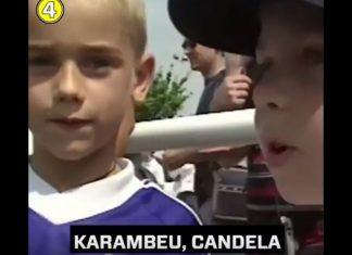 7-vuotias antoine griezmann puoliaika