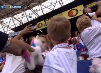 video hollannin liigassa pehmonalleja