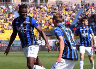 Atalantassa pelaava Duvan Zapata on paukuttanut kahdella edellisellä kaudella Serie A:ssa yhteensä 41 osumaa.