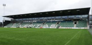 Futishuuma nousee Turussa - Veritas Stadion
