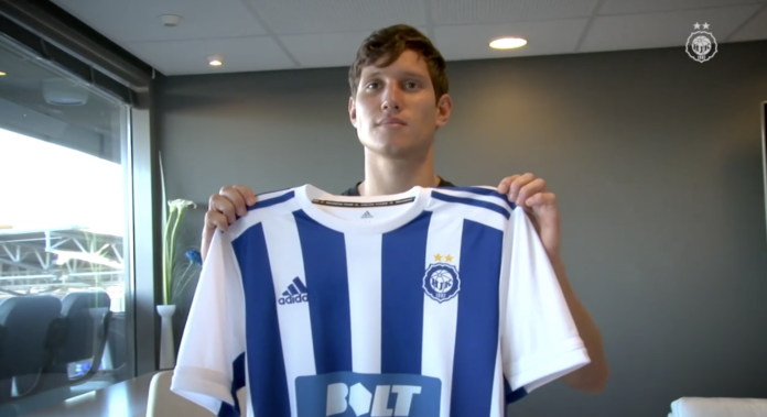 HJK pääsi sopimukseen David Brownen kanssa