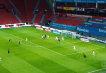 Video: Bayer Leverkusen nousi sarjakärkeen – Leon Bailey tykitti komean osuman